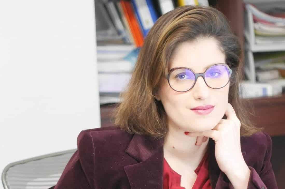 Bérengère: Directrice Marketing, Achats et Réglementaire